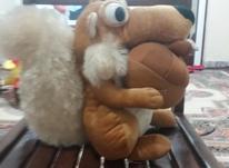 عروسک سنجاب در اندازه بزرگ در شیپور-عکس کوچک