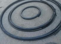 خم کاری پروفیل لوله نبشی  در شیپور-عکس کوچک
