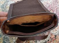 کیف دوشی مردانه چرم گاوی 25 * 20 در شیپور-عکس کوچک