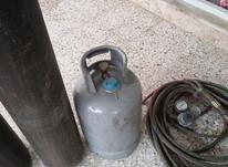 یک پکج کامل کبسول هوا وکبسول گاز وغیره در شیپور-عکس کوچک