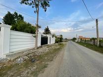 فروش زمین مسکونی 800 متر در جاده فرح آباد در شیپور