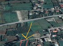 قطعه مسکونی خوش نقش بر خیابان اصلی در شیپور-عکس کوچک