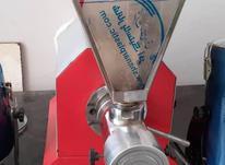 دستگاه کره گیر بادام زمینی، ارده کنجد،معجون در شیپور-عکس کوچک
