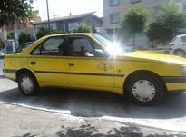 تاکسی امیرکلا 405 دوگانه در شیپور-عکس کوچک