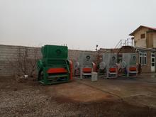 دستگاه آسیاب پلاستیک پرقدرت سفارشی با موتور 40اسب  در شیپور