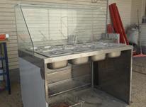 میز کانتر ترشی 10لگنه  در شیپور-عکس کوچک