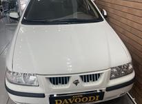 سمند LX 1395 سفید در شیپور-عکس کوچک
