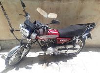 موتورسیکلت رهرو در شیپور-عکس کوچک