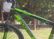 دوچرخه آلومینیوم در شیپور-عکس کوچک