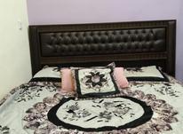 تخت دو نفره با دو بغل تختی و میز آرایش سه کشو در شیپور-عکس کوچک