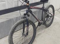 دوچرخه 26 cannondell. آلومینیوم در شیپور-عکس کوچک