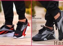 کفش مردانه reebok مدل hanz قرمز و مشکی در شیپور-عکس کوچک