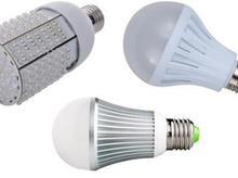 تعمیر لامپ کم مصرف LED در شیپور