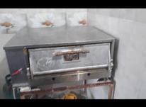 فروش فوری یک عدد سنگ همبروفرپیتزاتمیزوسالم در شیپور-عکس کوچک