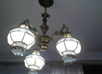 لوستر سقفی در شیپور-عکس کوچک