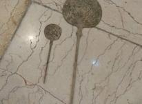 دو عدد آینه مفرغ کهنه تاریخی  در شیپور-عکس کوچک