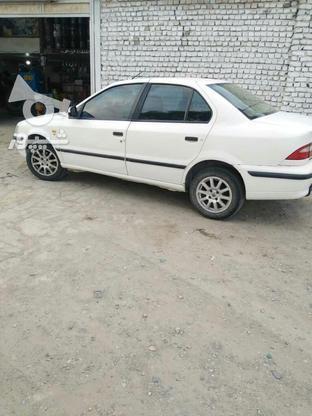 خودرو سمند مدل 88 در گروه خرید و فروش وسایل نقلیه در خراسان رضوی در شیپور-عکس3