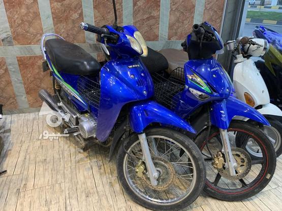 موتور سیکلت طرح ویو (لیزر)1390 در گروه خرید و فروش وسایل نقلیه در مازندران در شیپور-عکس2