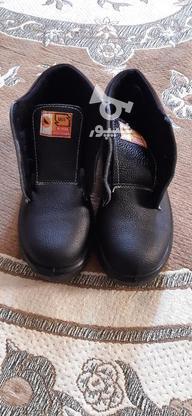 کفش ایمنی(بدون آهنی) در گروه خرید و فروش صنعتی، اداری و تجاری در اصفهان در شیپور-عکس3