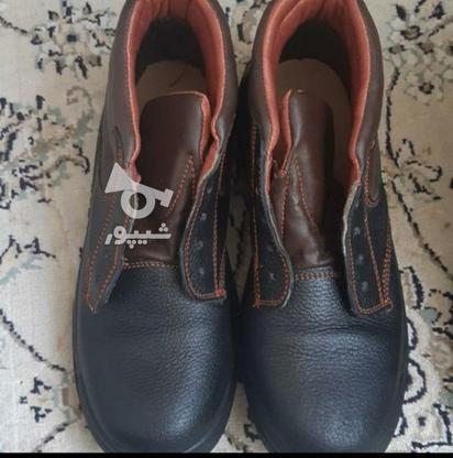 کفش ایمنی(بدون آهنی) در گروه خرید و فروش صنعتی، اداری و تجاری در اصفهان در شیپور-عکس4