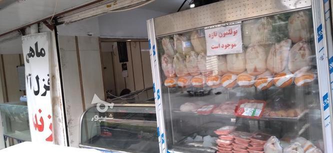 21 متر مغازه دو دهنه در یکباب بر خ اصلی در گروه خرید و فروش املاک در تهران در شیپور-عکس3