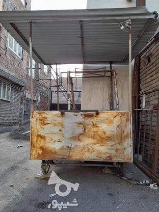 گاری لاکچری در گروه خرید و فروش وسایل نقلیه در اردبیل در شیپور-عکس5