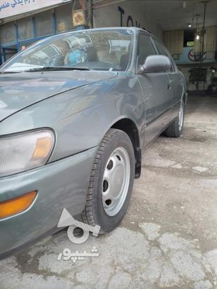 تویوتا کرولا پلاک کرایه(عمومی) در گروه خرید و فروش وسایل نقلیه در مازندران در شیپور-عکس4