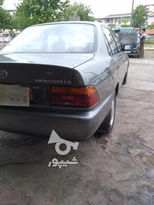 تویوتا کرولا پلاک کرایه(عمومی) در گروه خرید و فروش وسایل نقلیه در مازندران در شیپور-عکس2