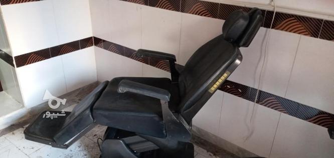 صندلی برقی و سر شور در گروه خرید و فروش صنعتی، اداری و تجاری در مازندران در شیپور-عکس1