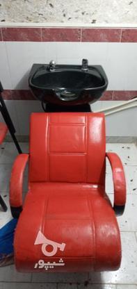 صندلی برقی و سر شور در گروه خرید و فروش صنعتی، اداری و تجاری در مازندران در شیپور-عکس2