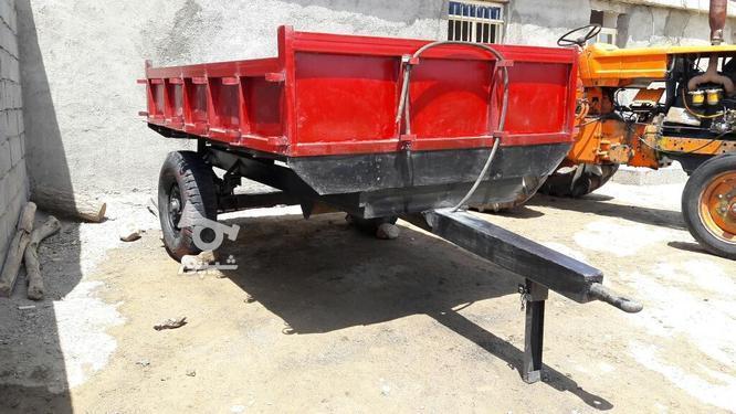 تریلی تراکتور در گروه خرید و فروش وسایل نقلیه در لرستان در شیپور-عکس4