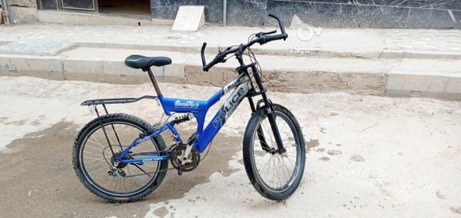 دوچرخه سایز26مارک پلیس در گروه خرید و فروش ورزش فرهنگ فراغت در تهران در شیپور-عکس7