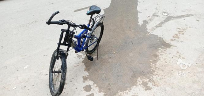 دوچرخه سایز26مارک پلیس در گروه خرید و فروش ورزش فرهنگ فراغت در تهران در شیپور-عکس5
