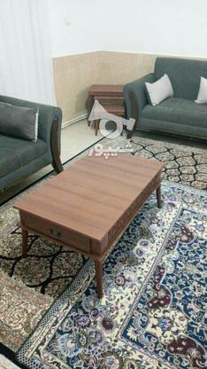 میز جلو مبلی با پایه های مخروطی تمام چوب در گروه خرید و فروش خدمات و کسب و کار در تهران در شیپور-عکس4
