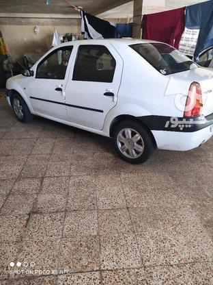 تندر90 سالم وتمیز در گروه خرید و فروش وسایل نقلیه در آذربایجان غربی در شیپور-عکس1