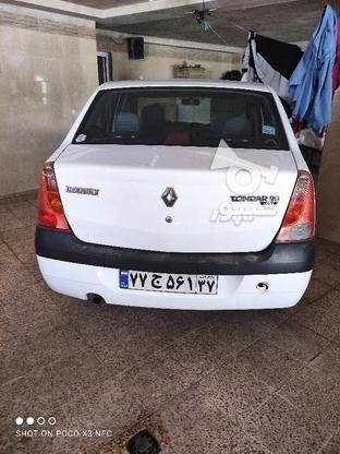 تندر90 سالم وتمیز در گروه خرید و فروش وسایل نقلیه در آذربایجان غربی در شیپور-عکس5