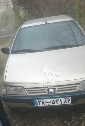 405مدل 84 پژو در گروه خرید و فروش وسایل نقلیه در مازندران در شیپور-عکس3