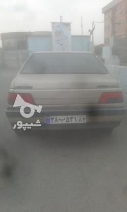 405مدل 84 پژو در گروه خرید و فروش وسایل نقلیه در مازندران در شیپور-عکس2