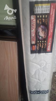 تشک دو نفر رویال در گروه خرید و فروش لوازم خانگی در همدان در شیپور-عکس1