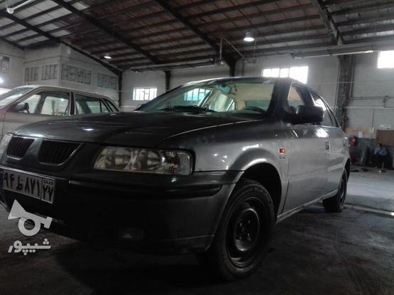 سمند مدل 85دوگانه در گروه خرید و فروش وسایل نقلیه در آذربایجان غربی در شیپور-عکس1