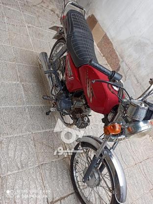 متور رایکا دنده ای در گروه خرید و فروش وسایل نقلیه در یزد در شیپور-عکس2