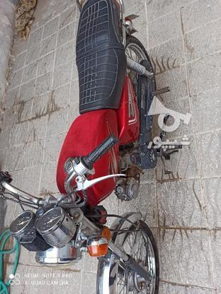 متور رایکا دنده ای در گروه خرید و فروش وسایل نقلیه در یزد در شیپور-عکس1