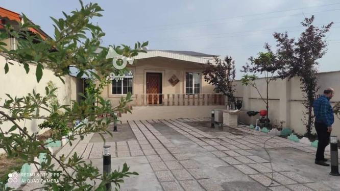 فروش ویلا 280 متر در زیباکنار در گروه خرید و فروش املاک در گیلان در شیپور-عکس1