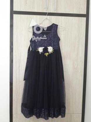 سارافن دخترانه رنگ سورمه ای ،استفاده نشده در گروه خرید و فروش لوازم شخصی در آذربایجان غربی در شیپور-عکس1