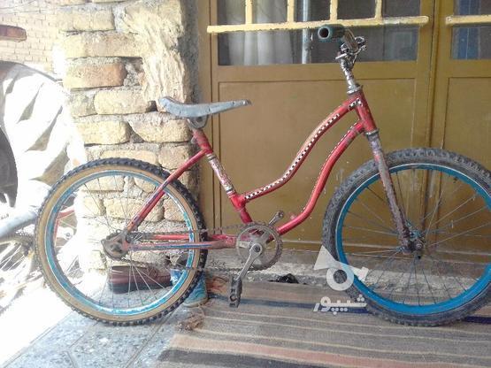 دوچرخه فروشی در گروه خرید و فروش ورزش فرهنگ فراغت در همدان در شیپور-عکس1