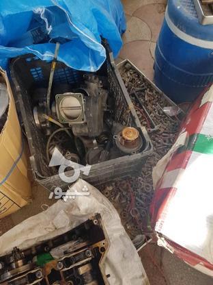 لوازم موسو سانگ یانگ کامل در گروه خرید و فروش وسایل نقلیه در تهران در شیپور-عکس8
