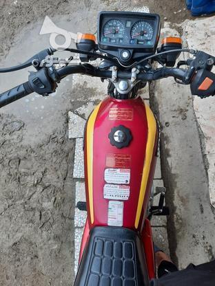 موتور 150 مدل 89 در گروه خرید و فروش وسایل نقلیه در مازندران در شیپور-عکس5