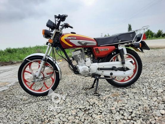 موتور 150 مدل 89 در گروه خرید و فروش وسایل نقلیه در مازندران در شیپور-عکس1