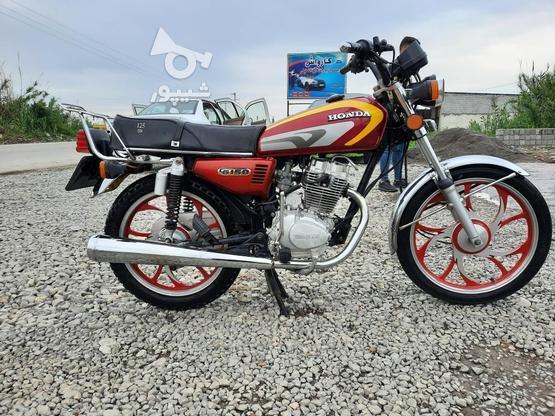 موتور 150 مدل 89 در گروه خرید و فروش وسایل نقلیه در مازندران در شیپور-عکس4