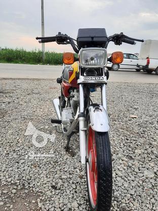 موتور 150 مدل 89 در گروه خرید و فروش وسایل نقلیه در مازندران در شیپور-عکس3